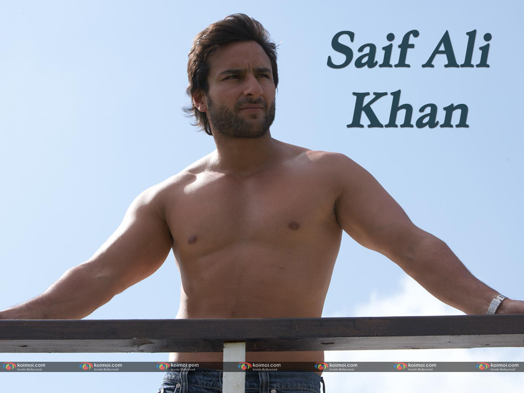 Saif Ali Khan Wallpaper 1