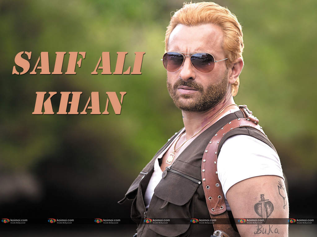 Saif Ali Khan Wallpaper 4
