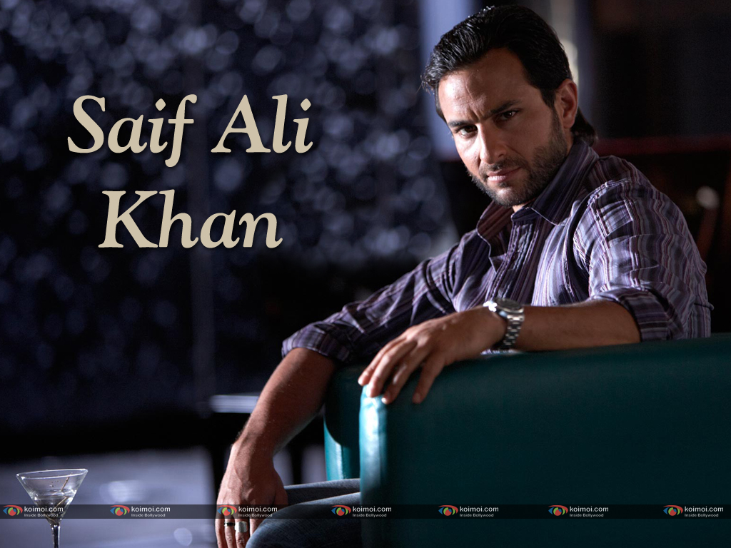 Saif Ali Khan Wallpaper 7