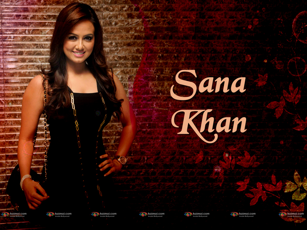 Sana Khan Wallpaper