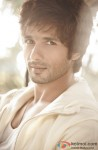Shahid Kapoor Gives An Alluring Pose