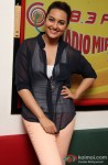 Sonakshi Sinha at Radio Mirchi Studio