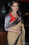 Sonakshi Sinha poses during the music launch of film Lootera