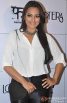 Sonakshi Sinha poses during the success party of film Lootera