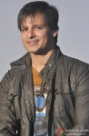 Vivek Oberoi during the trailer launch of Krrish 3