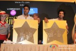 Abhishek Bachchan And Shahid Kapoor at Iifa awards Day 1 Pic 2