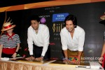 Abhishek Bachchan And Shahid Kapoor at Iifa awards Day 1 Pic 1