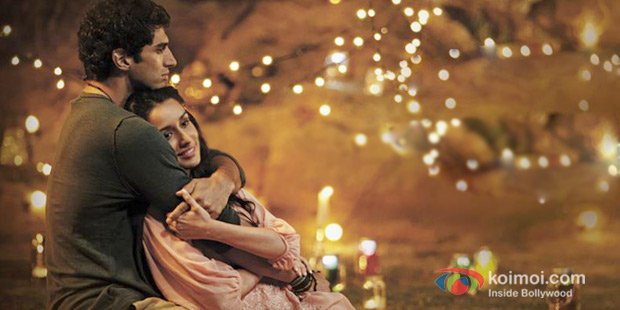 Aditya Roy Kapoor and Shraddha Kapoor in Aashiqui 2 Movie Stills