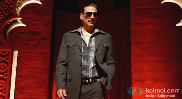 Akshay Kumar in Once Upon A Time In Mumbaai Dobaara Movie Stills