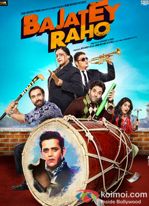 Bajatey Raho Movie Review (Bajatey Raho Movie Poster)