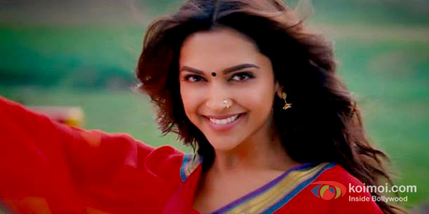 Deepika Padukone in Chennai Express Movie Stills