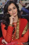 Dia Mirza at promotional event of film Love Breakups Zindagi