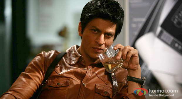 Shah Rukh Khan in Don 2 Movie Stills