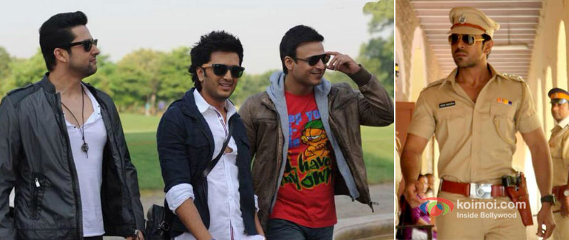 Grand Masti And Zanjeer Movie Stills