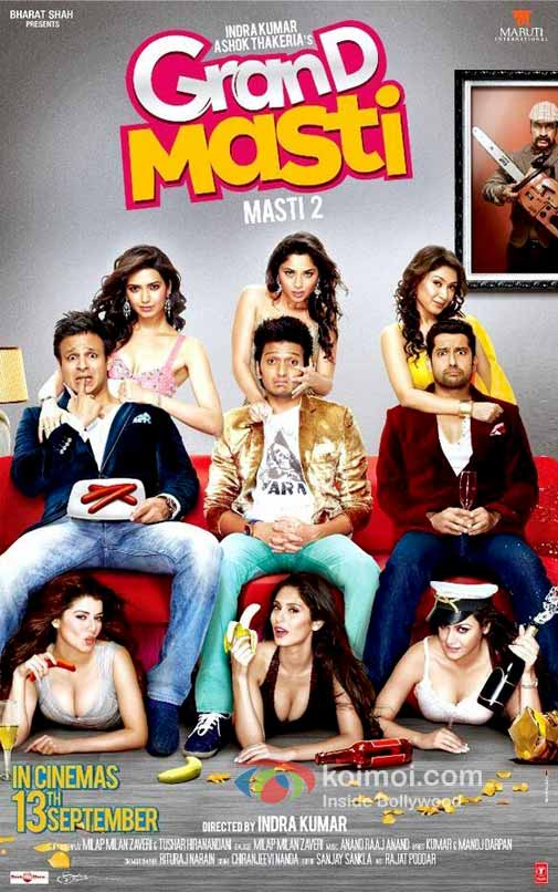 Great Grand Masti 2016 Full Movie Free Download HD