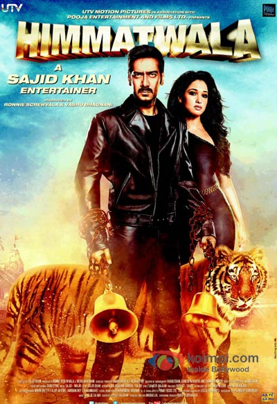 Himmatwala Movie Poster