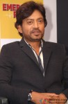 Irrfan Khan at the launch of National Geographic Channel's series 'Emergency Room'