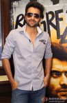 Jackky Bhagnani at a press meet for his film Rangrezz
