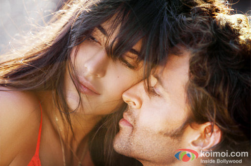 Katrina Kaif And Hrithik Roshan in Bang Bang Movie Stills