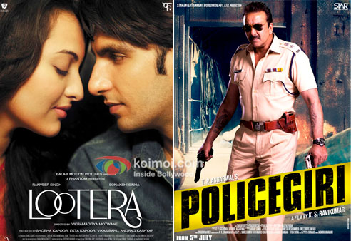Lootera And Policegiri Movie Poster