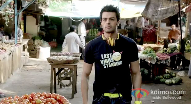 Manish Paul in Mickey Virus Movie Stills