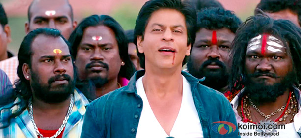 Shah Rukh Khan in Chennai Express Movie Stills