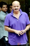 Rakesh Roshan Outside Hinduja Hospital Pic 1
