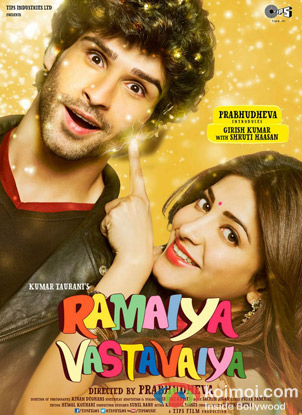 Ramaiya Vastavaiya Movie Review (Ramaiya Vastavaiya Movie Poster)