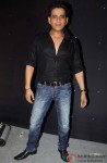 Ravi Kishan poses at the music launch of film Jeena Hai Toh Thok Daal