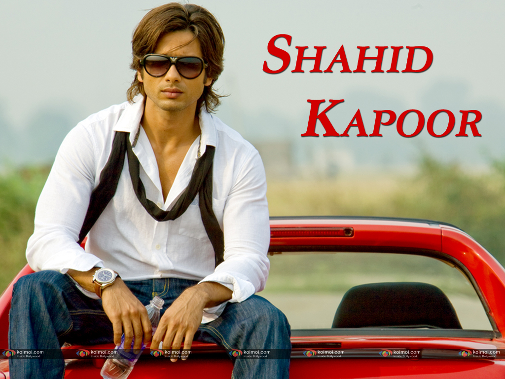 Shahid Kapoor Wallpaper 2