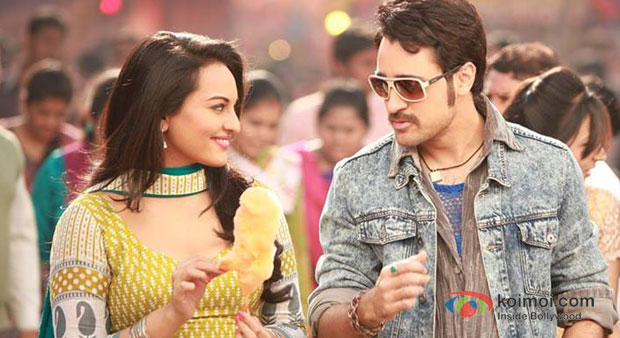 Sonakshi Sinha And Imran Khan in Once Upon A Time In Mumbaai Dobaara!