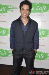 Tusshar Kapoor during the musical event of film Bajaty Raho