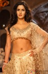 Katrina Kaif walks the ramp at Delhi Couture Week 2012