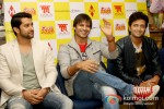 Aftab Shivdasani, Vivek Oberoi And Riteish Deshmukh At 'Grand Masti' Book Launch Event