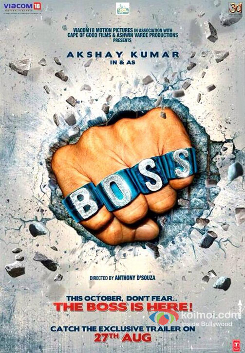 boss 2013 movie mp3 songs free download