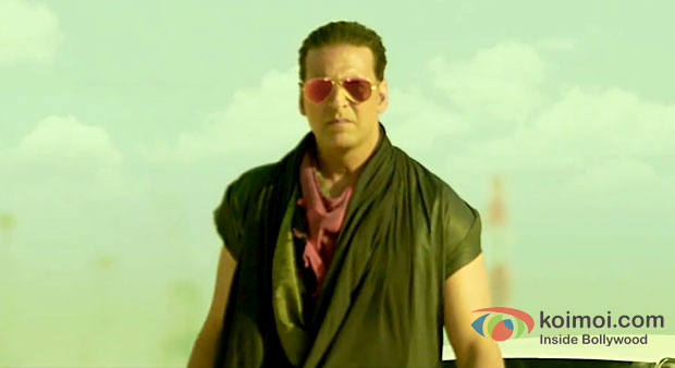 Akshay Kumar in Boss Movie Stils
