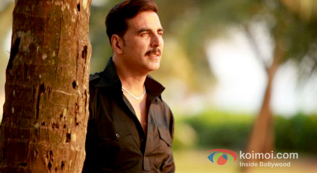 Akshay Kumar in Once Upon A Time In Mumbaai Dobaara! Movie Stills