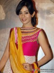 Amrita Rao launches First look of 'Singh Saab The Great'