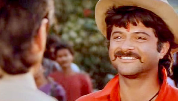 Anil Kapoor in Ram Lakhan Movie Stills