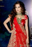 Dia Mirza walks the ramp at LFW 2013 Pic 4