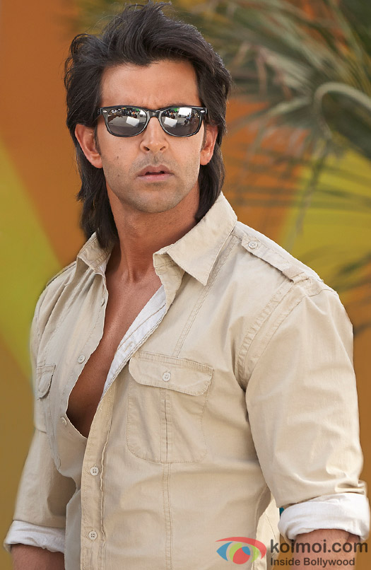 Hrithik Roshan New Look For Krrish 3 | www.pixshark.com ...