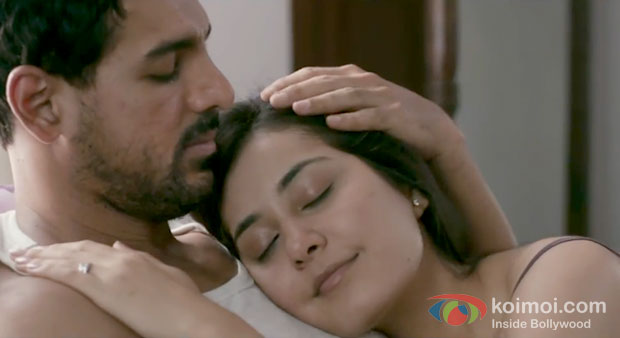 John Abraham And Rashi Khanna in Madras Cafe Movie Stills