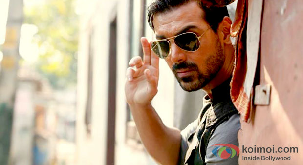 John Abraham in Madras Cafe Movie Stills
