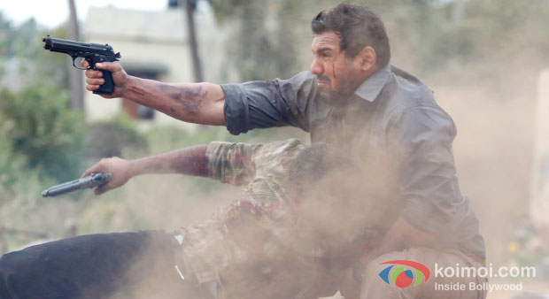 John Abraham in Madras Cafe Review (John Abraham in Madras Cafe Stills)