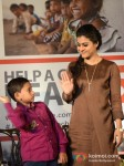 Kajol promotes 'Help A Child Reach 5' campaign Pic 6