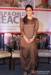Kajol promotes 'Help A Child Reach 5' campaign Pic 1