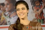 Kajol promotes 'Help A Child Reach 5' campaign Pic 4