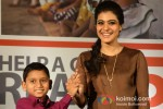 Kajol promotes 'Help A Child Reach 5' campaign Pic 7