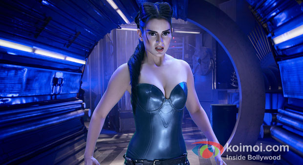 Kangana Ranaut in Krrish 3 Movie Stills
