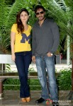 Kareena Kapoor And Ajay Devgn promote Satyagraha movie in Delhi